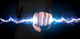 arc-hand-flash