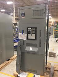 Custom Switchgear Panel Replacemen